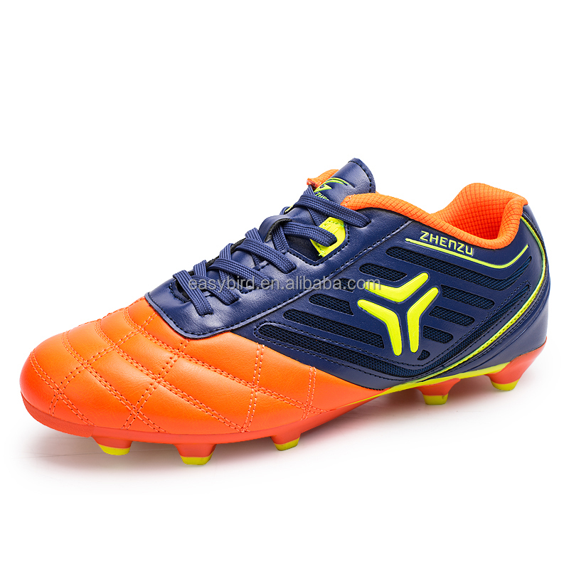 hot sell mens fashion model outdoor soccer shoe online,cheap hign quality football shoes for men