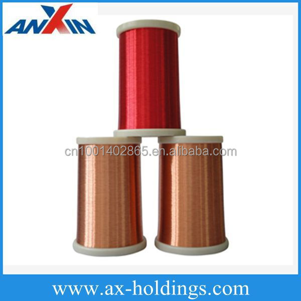130/155 Bondable Enameled Copper Wire for Winding; Magnet Copper Winding Wire and Price