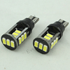 Free Error 700LM Car led t10 canbus T10 W5W bulb 15 SMD 5630 bulbs led light 12V 24V White
