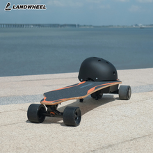 Wholesale 36v 1100W self balance scooter 4 wheel hoverboard electric skateboard with big wheels