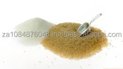 brown and white sugar