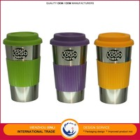 New Products On China Market Blue/Green/Yellow/Black/Purple Orca Coatings Mugs