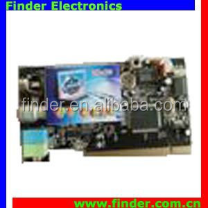 Digital dvb-t tv tuner card tv card with fm philips 7130 chipset