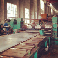 Automatic Carbon Steel Coil Slitting Line, Steel Sheet Cutting Machine