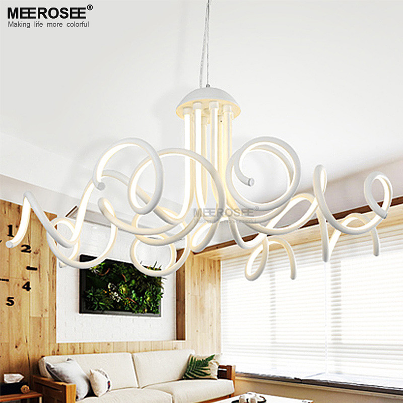 Beautiful Design LED Acrylic Light Creative Metal LED Hanging Lamp MD83122