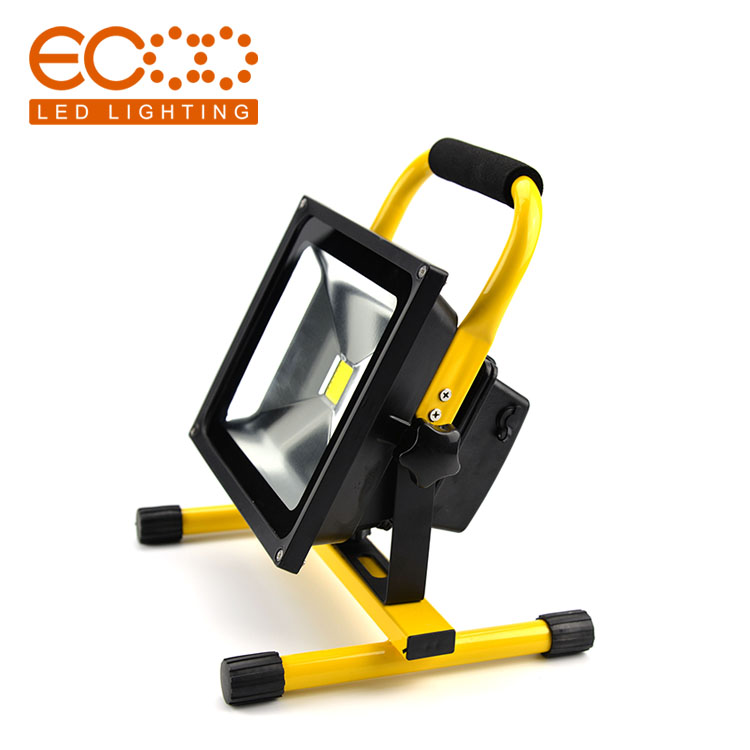 2018 latest Portable Waterproof 30w Rechargeable LED <strong>Flood</strong>