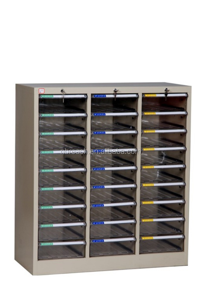 Plastic Portable Storage Cabinet Short : Plastic drawer storage cabinets small parts cabinet with