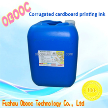 Hot sale Wholesale Printing Ink for corrugated carton msd and paper cup