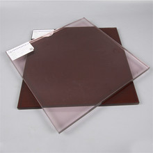 10.38mm clear tempered laminated glass price factory