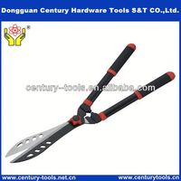 Long handle garden tools hydraulic hedge trimmer