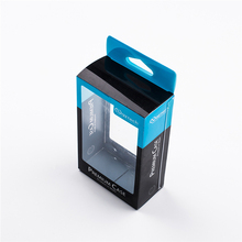 Clear Plastic Packaging Box for <strong>Mobile</strong> Phone Case Packaging/<strong>OEM</strong> Printed Small Plastic PVC Folding Box for Electronics