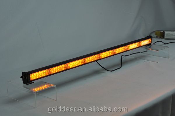 Trafic Advisor Signal bar Amber directional lightbar