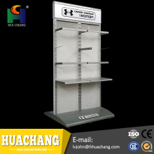 Sporting clothes garment hang bag hanging products display and stands