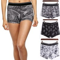 2015 New Style Yoga Shorts Women's Yoga and sexy sports