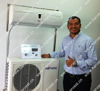 48V DC Hybrid Solar Power Air Conditioner