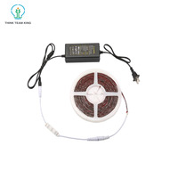 Waterproof Christmas lighting 5050smd IC build-in deam color WS2812B Individual Addressable rgb digital led strip