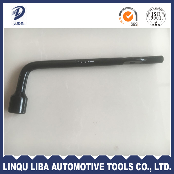 l lever socket spanner wrench china factory direct sale l socket wrench