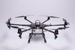 One key fly and land spray dron , agric drone crop dust uav