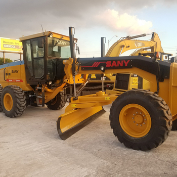 SANY SMG200C-6 200hp Mechanical Motor Grader for road construction
