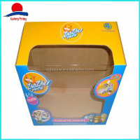 Hot Sale Paper Box With PVC Window For Toy