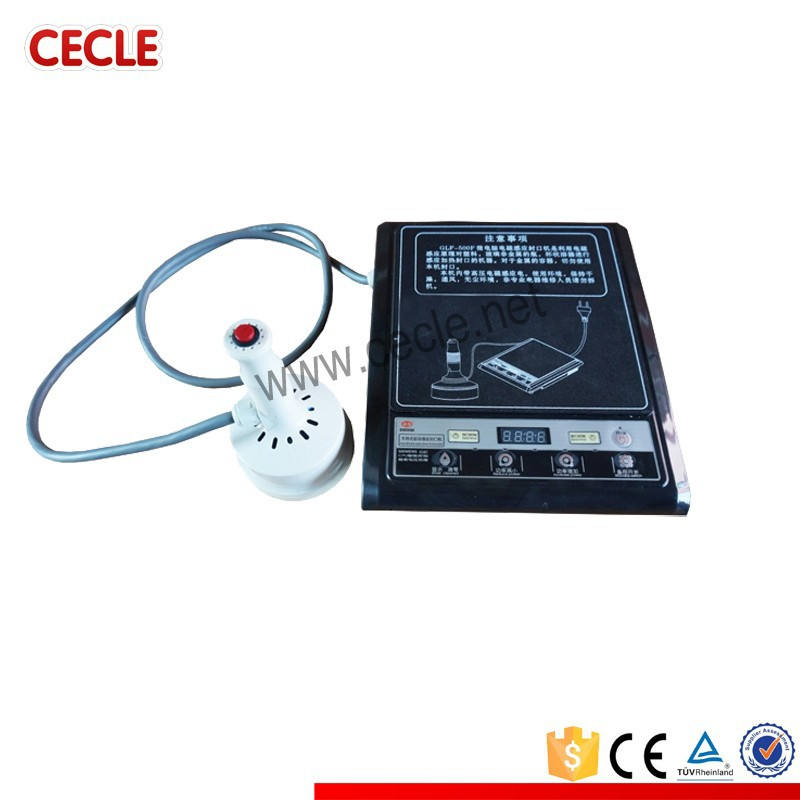 Brand new induction sealer aluminum foil sealing machine