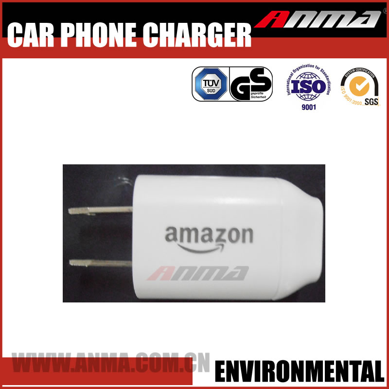 Multi Socket fast charge 5v2.1a car charger for phone