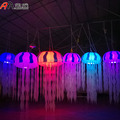 2018 New Design Model Inflatable Lighting Jellyfish Balloon