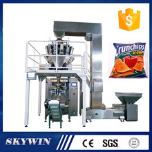 TY-H-420 Potato Chips Vertical Type Small Pouch Chips Packing Machine