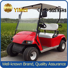 Economy Solar Powered Golf Cart for sale