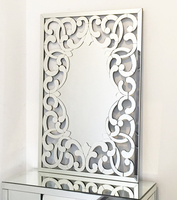 Hot Sell Decor Mirrors For Cheap For Living Room With Waterproof Material/Home Decor Themes