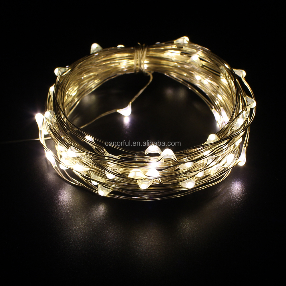Christmas Decorations Led Copper Wire String Lights 10m Warm White - Buy Christmas Decorations ...