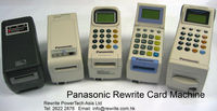 Rewrite Card - Printing Machine - Panasonic