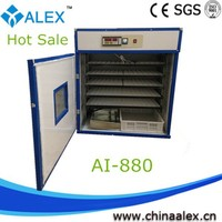 2013 best selling high quality automatic incubator holding 56 egg digital egg incubator JN7-56 CE approved