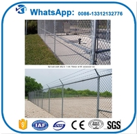 Powerful anti-corrosion Low carbon steel wires Beautiful grid wire mesh fence