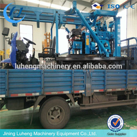 Cheap price small portable 200m water well drilling machine rig for sale