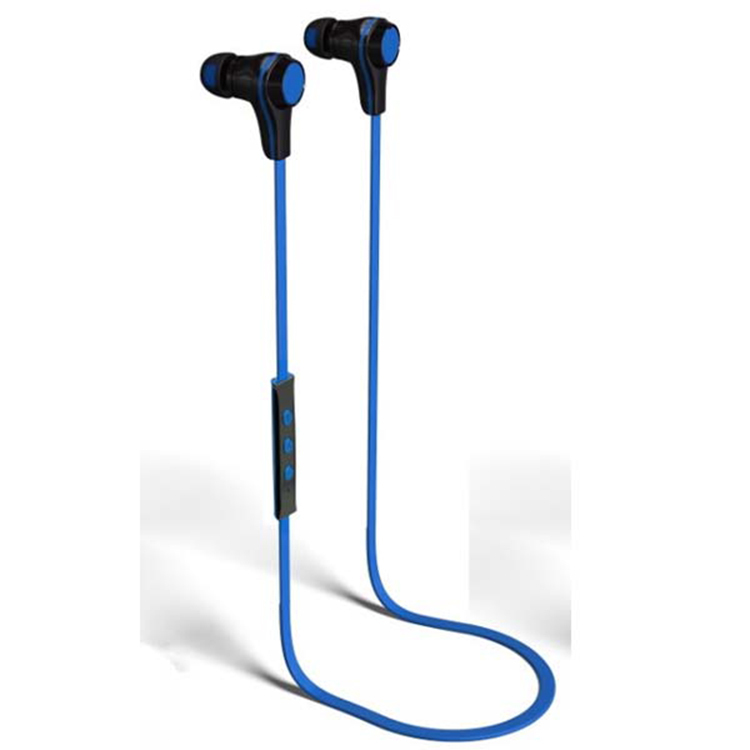 Popular stylish wireless 4.1 stereo bluetooth sport headphone