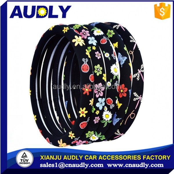 15 inch 38cm Universal Auto Car Steering Wheel Covers