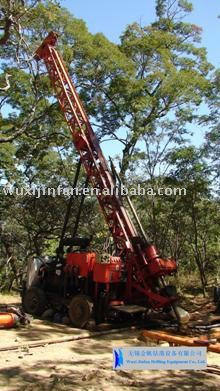 Hydraulic Surface Exploration Core Drilling Rig, Model No. YDX-1200