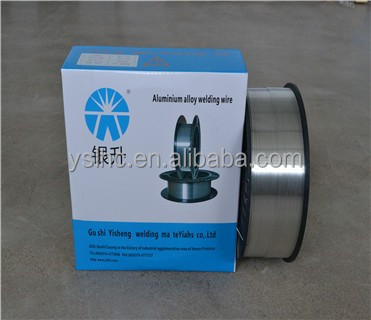 ER4043 Aluminium alloy welding wire with CE certificate from China manufacturer