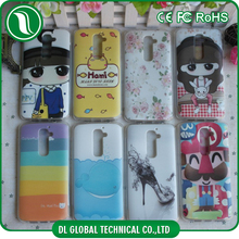 Customized colorful pictures printing plentiful pictures to choose soft tpu case for LG G2