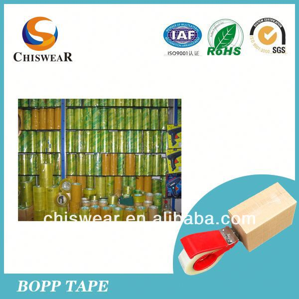 2014 Protective Bopp Carton Cello Tape Jumb Roll