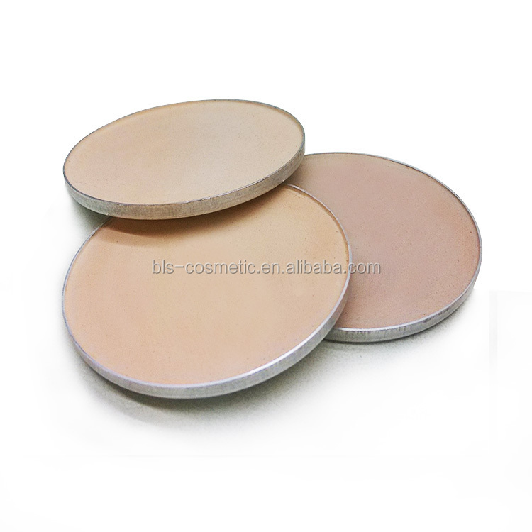 Beauty care branded compact powder OEM
