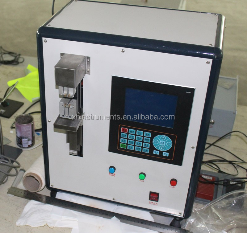 XHL-02FE Automatic Single Fiber Tensile Strength Tester