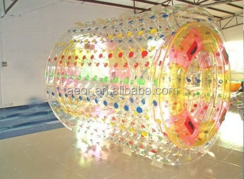 cheap inflatable water roller ball/water walking ball for pool