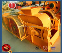 Hot selling Stone Cracking machine / Double Roll Crusher for clay,stone,rock