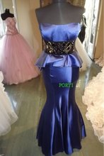 Real Evening dress