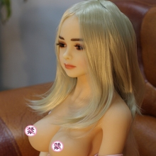 100cm Mini Size Cherry Girl Small Breast Made in China Cheap Lovely TPE Sex Dolls for Men