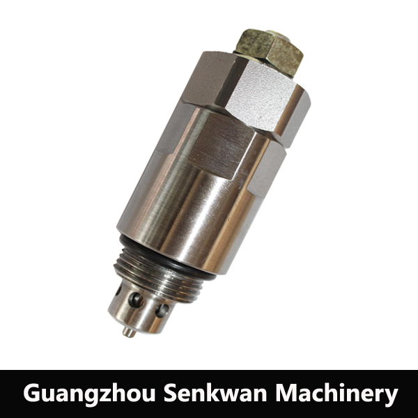 service valve CAT320C for excavator swing motor parts