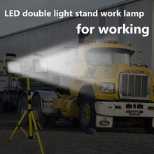 LED outdoor construction use with tripod stand super bright led work light