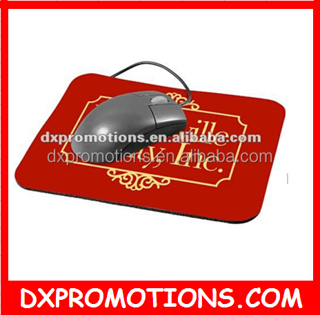 anti-slip rubber mouse pad/anti slip mouse pad